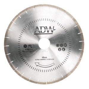 ADW iKon Ultra Compact Surface Bridge Saw Blade