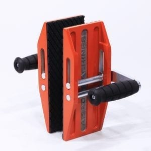 Abaco Double Handed Carry Clamps