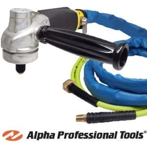 Alpha AIR-680 Pneumatic Polisher