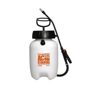 Chapin 1 Gal. Acid Stain Sprayer