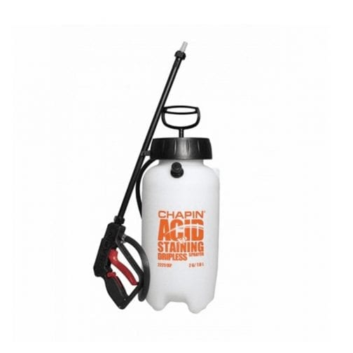 Chapin 2 Gallon No Drip Acid Staining Sprayer