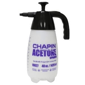 Chapin Industrial Acetone Sprayer