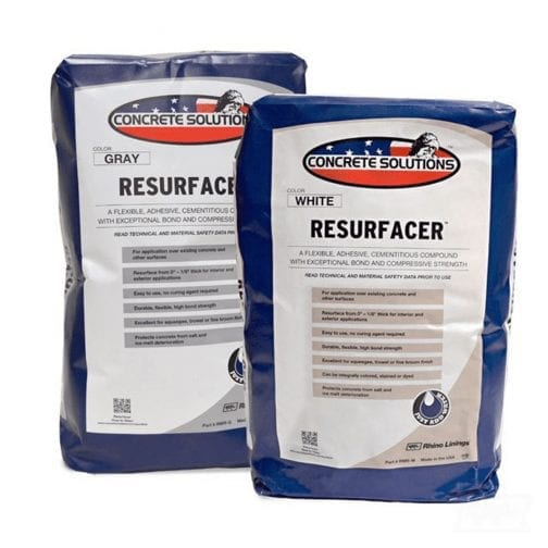 Concrete Solutions Resurfacer