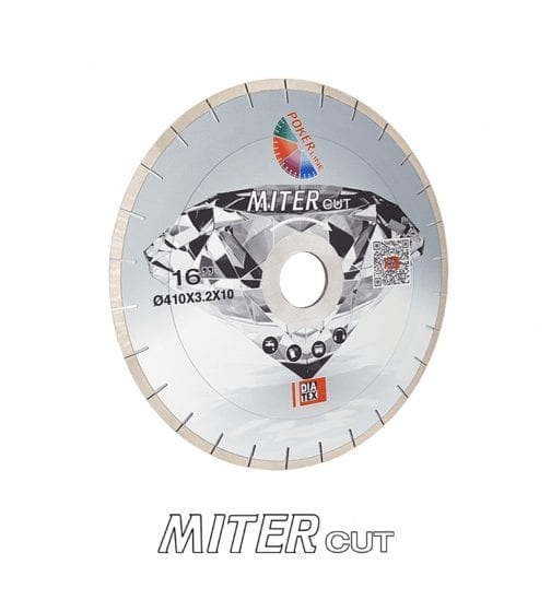 Diatex Mitercut Ultra Compact Bridge Saw Blade