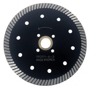 Eco-Tech Granite Turbo Blade