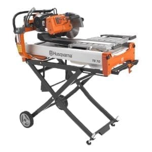 Husqvarna TS-70 Tile Saw 1.5HP