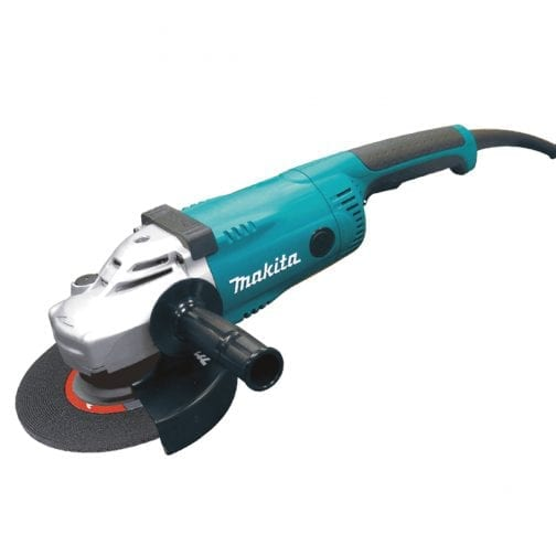 "Makita 7"" Angle Grinder with AC/DC Switch GA7021"