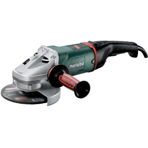 "Metabo 7"" Angle Grinder 8500 RPM"