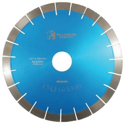 Millennium Diamond Bridge Saw Blade
