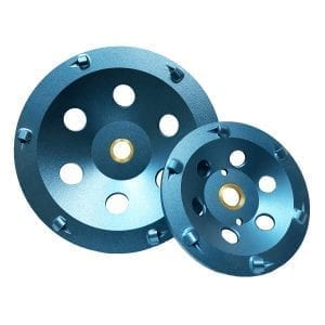 PCD- Polycrystalline Diamond Cup Wheels