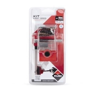 Rubi Easy Gres Drill Kit 1/4″ and 3/8″