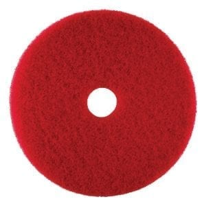 Stone Pro Red Floor Buffing Maintenance Pads