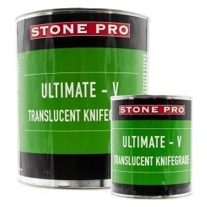 Stone Pro Ultimate-V Translucent Knifegrade Adhesive