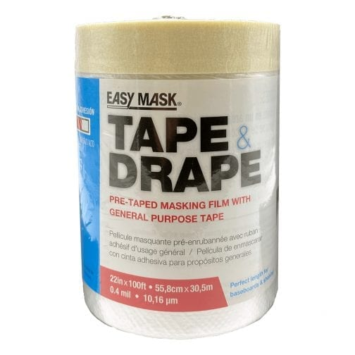 "Tape & Drape 22"" X 100' General Purpose"