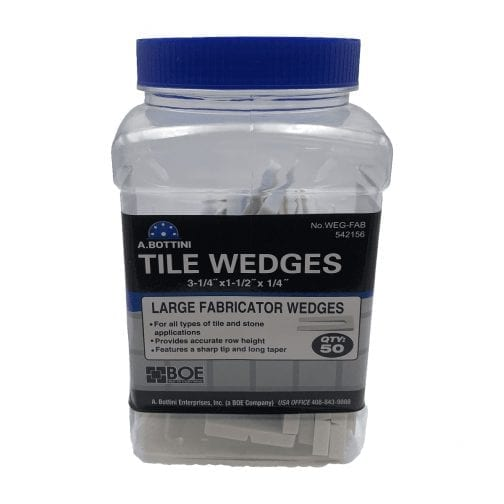 Tile Wedges Large Fabricator Wedges