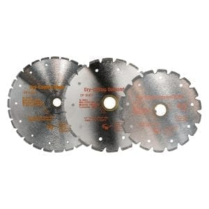 Vacuum Brazed Marble Diamond Blades