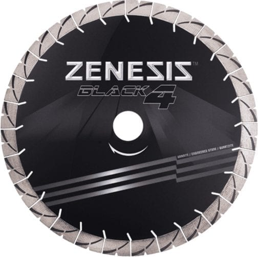 Zenesis Black 4 Saw Blade