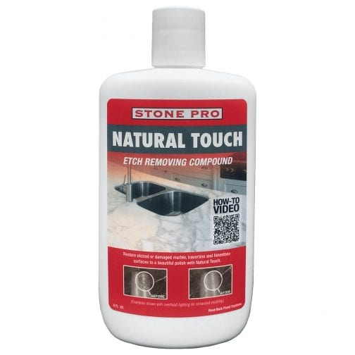 StonePro Natural Touch: Etch Remover (8 oz.)