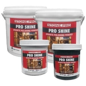 StonePro Pro Shine Granite Polish Powder