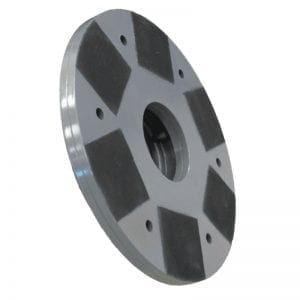 Weighted Drive Plate