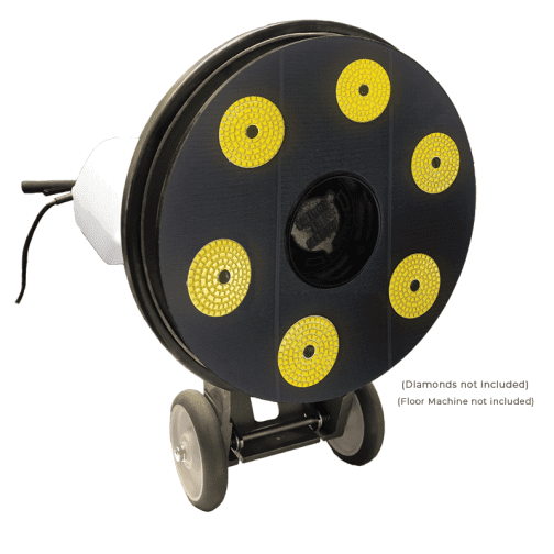 weighted drive plates