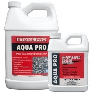 StonePro Aqua Pro: Multi Purpose Water-Based Stone Sealer