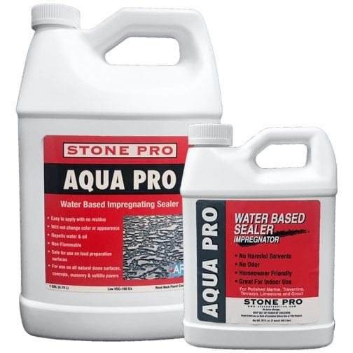 StonePro Aqua Pro: Multi Purpose Water-Based Sealer