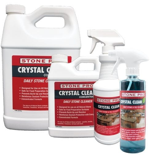 StonePro Crystal Clean Daily Stone Cleaner