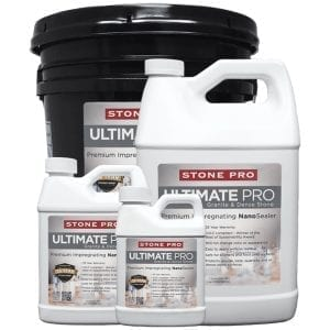 StonePro Ultimate Pro: The Best Granite Countertop Sealer