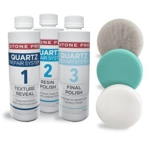 Stone Pro Quartz Polishing Kit