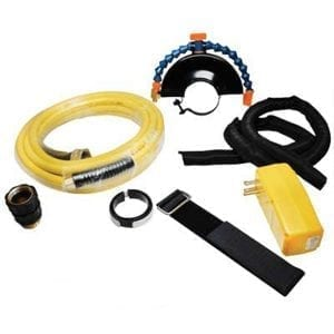 Alpha Wet Blade Cutting Kit 5″