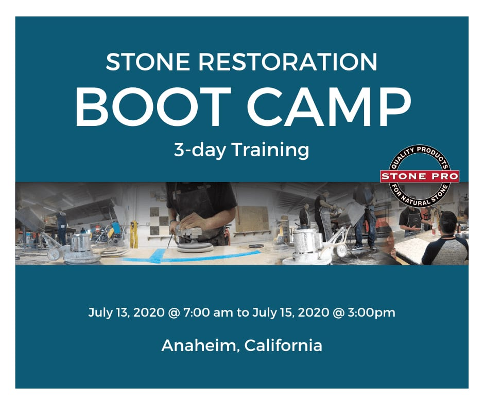 July Boot Camp