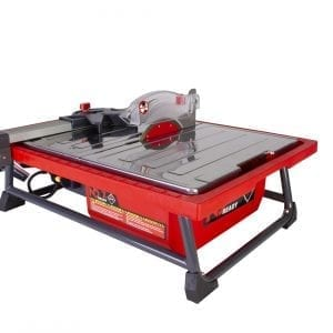 Rubi ND-7in Ready Electric Table Saw Cutter